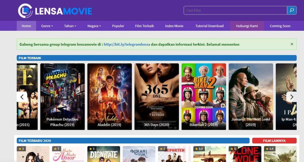 30 Situs Nonton Film Streaming Gratis Subtitle Indonesia ...